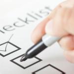 Blog checklist from Arkham SEO